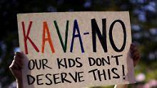 Brief an den Senat: Hunderte Juraprofessoren gegen Kavanaugh