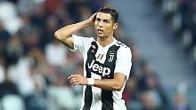 Der Sport-Tag: Durch #MeToo Kraft für Missbrauchsvorwurf gegen Ronaldo