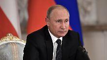 Wladimir Putin gibt den türkischen Bemühungen eine Chance.