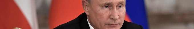 Putin nannte keine Details.