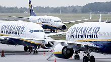 Doch kein Vergeltungsschlag?: Ryanair rechtfertigt Standort-Schließung