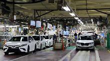 Fast 300.000 Fahrzeuge in Europa: Toyota ruft Millionen Hybrid-Autos zurück