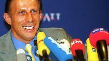 Fußball-Zeitreise, 6. 10. 2001: Das absolut reine Gewissen des C. Daum