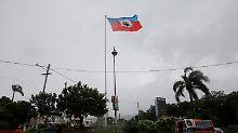 Unter Trümmern begraben: Tote bei Erdbeben in Haiti