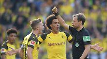 """Collinas Erben"" beschwichtigen: BVB duselt nur dank Augsburg"