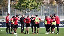 Der Sport-Tag: VfB Stuttgart setzt sich Deadline für Trainersuche