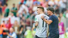 Bewährungsprobe Nations League: Absagen und geplagte Bayern fordern Löw