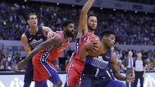 Der Sport-Tag: Dallas gewinnt ohne Nowitzki in China