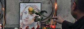 Journalistenmord in Bulgarien: War Viktoria Marinowa ein Zufallsopfer?