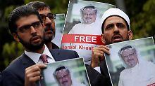 Journalist in Istanbul vermisst: USA fordern Aufklärung im Fall Khashoggi