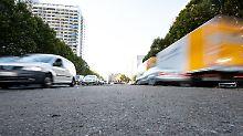 Gericht entscheidet über Klage: Fahrverbote könnten auch Berlin treffen