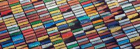 """Made in Germany"" legt zu: Deutsche Exporte trotzen Handelskonflikten"