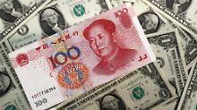 Nach Abwertung des Yuan: China streitet Währungsmanipulation ab