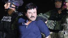 """""""El Chapos"""" Anwälte unzufrieden: Kein Prozessaufschub für Drogenboss"""