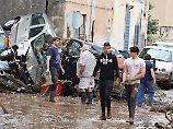 Nach schwerem Unwetter: Zwei Deutsche werden auf Mallorca vermisst