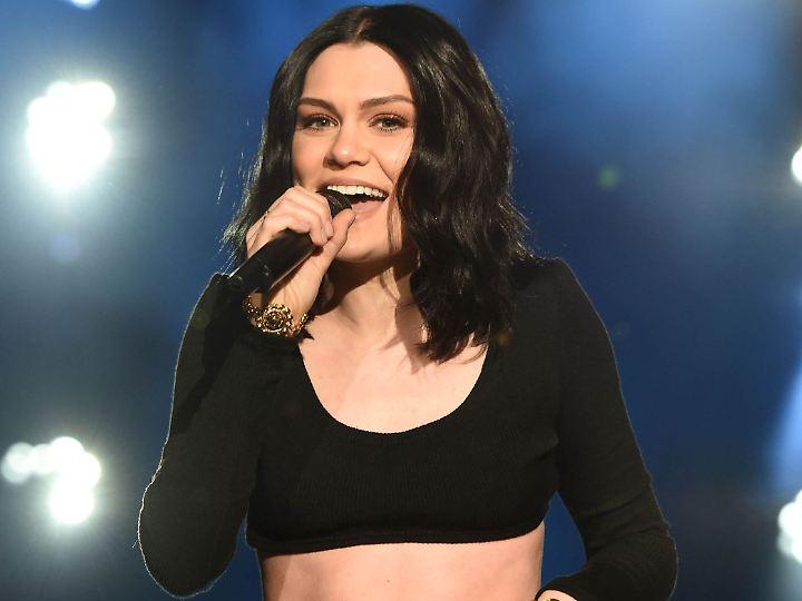 Die Frisur, das Gesicht - Jessie J und Jenna Dewan sehen sich durchaus ähnlich.