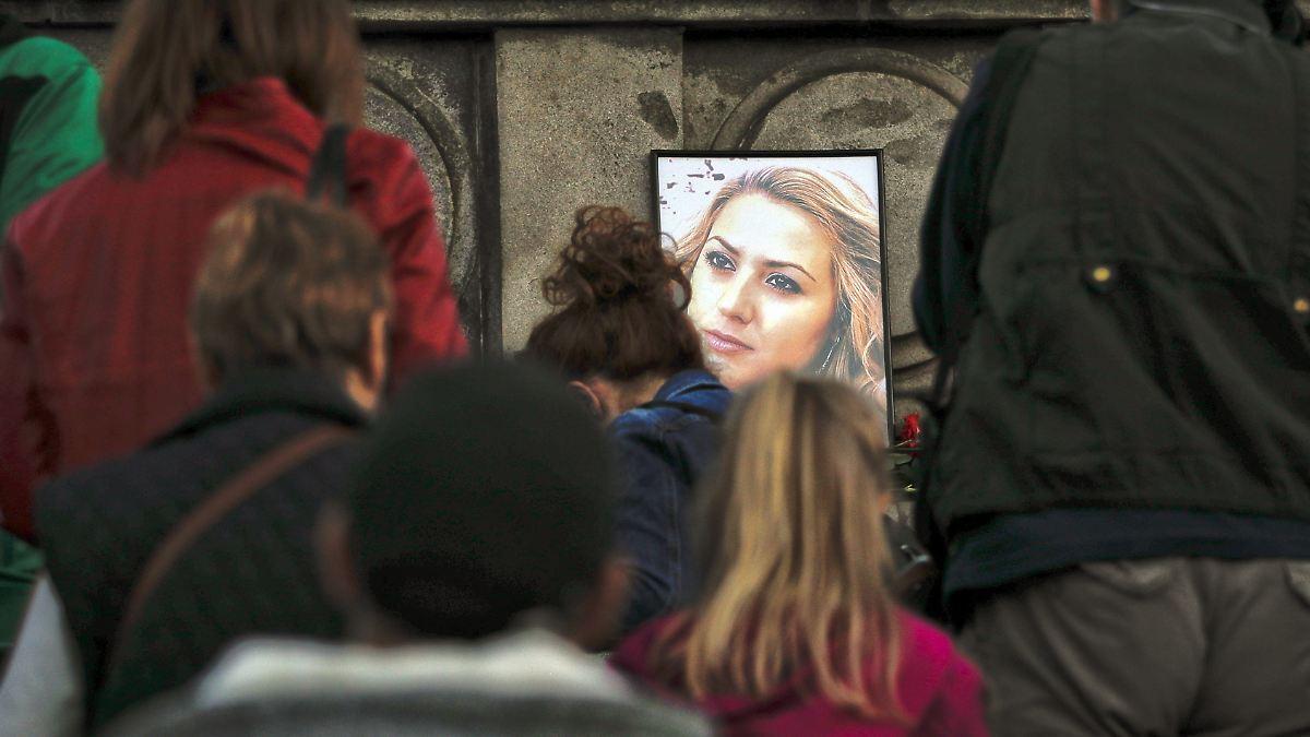 Lange Haft für Mord an Journalistin
