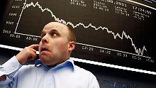 Börsen-Tag: Charttechnik: Dax droht massiver weiterer Absturz