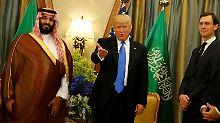 Khashoggi im Konsulat ermordet?: Riad entzündet diplomatischen Flächenbrand