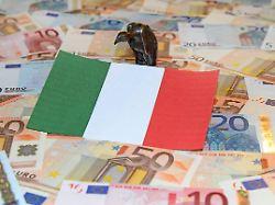 """Bankenverband beunruhigt: """"Italien ist ein ernstes Problem"""""""