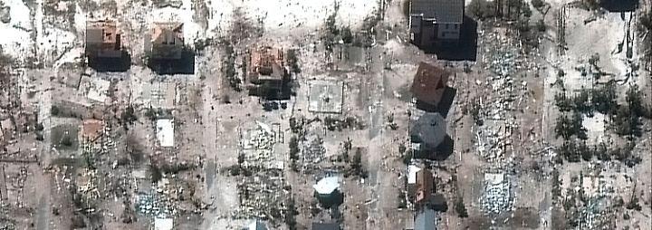 """""""Völlige Zerstörung"""" nach Hurrikan """"Michael"""": Rettungskräfte suchen im Südosten der USA nach Verschütteten"""