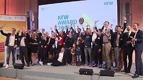 n-tv Ratgeber: KfW-Award zeichnet erfolgreiche Gründer aus
