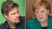 RTL/n-tv Trendbarometer: Schwarz-Grün steht kurz vor der Mehrheit