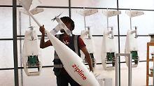 Von Marokko bis Malawi: In Afrika brummen die Drohnen