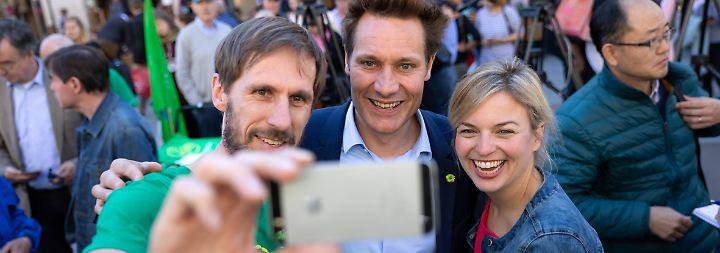 """Schluss mit dem """"Bullshit-Bingo"""": Wie Bayerns Grüne erfolgreich wurden"""