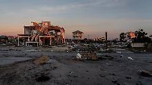 """""""Michael"""" hinterlässt Verwüstung: 17 Menschen sterben durch Hurrikan"""