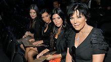 Früh übt sich: Kardashians präsentieren den Nachwuchs