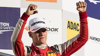 Nach schlechtem Start in den Renntag: Mick Schumacher sichert sich vorzeitig EM-Titel