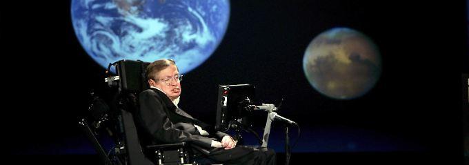 """Hawkings letzte Angst: Essays prophezeien die """"Supermenschen"""""""