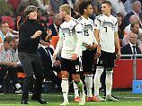 Der Sport-Tag: Löw erläutert Paris-Plan, DFB-Elf übt für Abstiegskampf