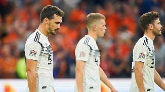 """Köster kommentiert DFB-Niederlage: """"Liebe zwischen Fans und DFB-Team ist erkaltet"""""""