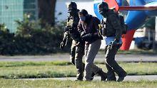 Motassadeq auf Weg nach Marokko: Hamburg schiebt 9/11-Terrorhelfer ab