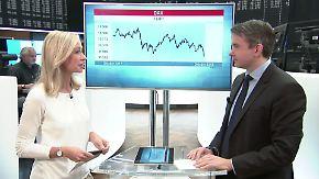 Turbulenzen an der Börse: Märkte unter Druck - Wie Anleger jetzt reagieren können