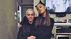 Promi-News des Tages: Tod von Ex zerbricht Ariana Grandes neue Beziehung