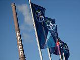 Der Börsen-Tag: Bayer profitiert von Aussicht auf geringe Strafe