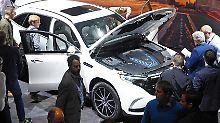 200 Millionen Euro für E-Autos: EU sponsert Batterie-Entwicklung