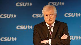 Rückhalt in CSU bröckelt: Diskussion um Seehofers Zukunft nimmt Fahrt auf