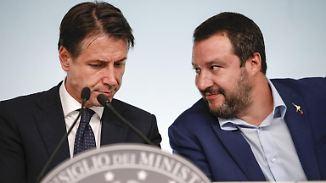 EU prüft Haushaltsentwurf: Italien plant deutlich mehr Schulden ein