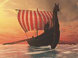 Mit hochauflösendem Bodenradar: Wikingerschiff im Grabhügel aufgespürt