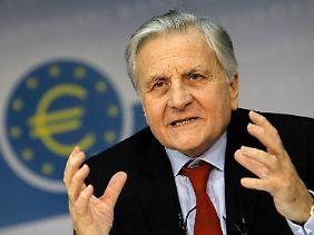 Eine Währungsgemeinschaft, in der jeder zuerst an sich selbst denkt: für Jean-Claude Trichet ein unhaltbarer Zustand.