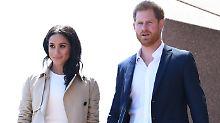 """""""Egal, ob Junge oder Mädchen"""": Prinz Harry äußert sich erstmals zum Baby"""