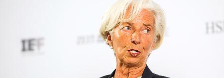 Reaktion auf Fall Khashoggi?: Lagarde verschiebt Saudi-Arabien-Reise