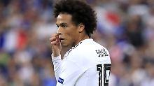 Feiner Sané, Vollprofi Hummels: Mutige DFB-Elf stürmt gen Abstieg