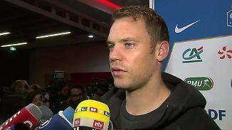 """DFB-Kicker zur Niederlage gegen Frankreich: """"Wir hatten die Kontrolle über das Spiel"""""""