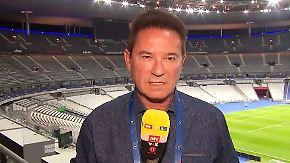 """Klaus Jakob aus dem Stade de France: """"Das war Fußball brutal"""""""
