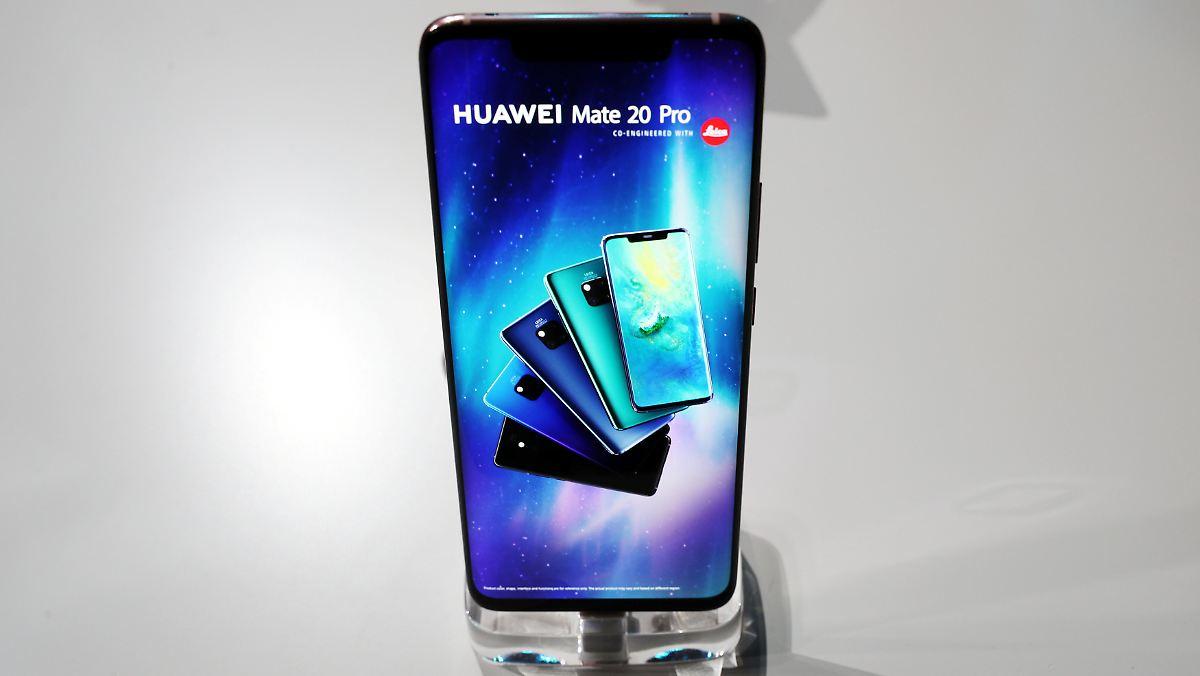 Aktien Huawei